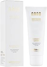 Perfumería y cosmética Pasta dental para blanquear y remineralizar con hidroxiapatita - WhiteWash Laboratories Nano Whitening Toothpaste