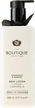 Perfumería y cosmética Loción corporal, pomelo & verbena - Grace Cole Boutique Grapefruit & Verbena Body Lotion