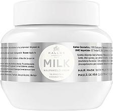 Perfumería y cosmética Mascarilla capilar con proteínas lácteas - Kallos Cosmetics Hair Mask Milk Protein