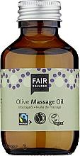 Perfumería y cosmética Aceite corporal de oliva - Fair Squared Olive Massage Oil
