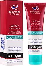 Perfumería y cosmética Crema regeneradora de pies para tratar callosidades con glicerina - Neutrogena Callous Foot Cream