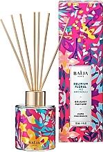 Perfumería y cosmética Ambientador Mikado, fragancia floral - Baija Delirium Floral Home Fragrance