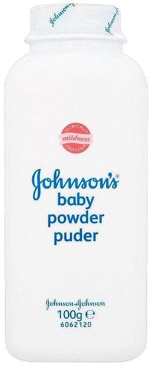 Talco para bebés - Johnson's Baby