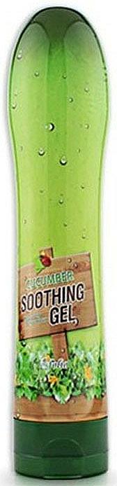 Gel calmante para rostro y cuerpo con extracto de pepino - Esfolio Cucumber Soothing Gel