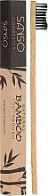 Perfumería y cosmética Cepillo dental de bambú - Sanso Cosmetics Natural Bamboo Toothbrushes