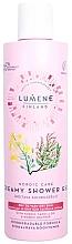 Perfumería y cosmética Crema de ducha con aceite de canola nórdico para piel seca a muy seca - Lumene Nordic Care Creamy Shower Gel