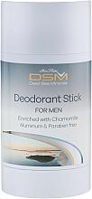 Perfumería y cosmética Desodorante stick, sin aluminio ni parabenos - Mon Platin DSM Deodorant Stick