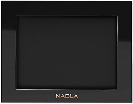 Perfumería y cosmética Paleta magnética vacía - Nabla Liberty Twelve Customizable Palette