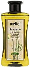 Perfumería y cosmética Champú orgánico anticaída con proteina de trigo - Melica Organic Anti-hair Loss Shampoo