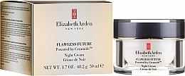 Perfumería y cosmética Crema facial con minerales & ceramidas - Elizabeth Arden Flawless Future Powered by Ceramide Night Cream