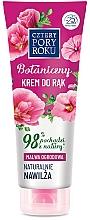 Perfumería y cosmética Crema protectora de manos con malva - Cztery Pory Roku Botanical Protective Hand Cream