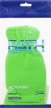 Perfumería y cosmética Manopla hipoalergénica de ducha extra suave - Suavipiel Bath Micro Fiber Mitt Extra Soft