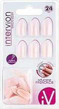 Perfumería y cosmética Uñas postizas con pegamento, 498832 - Inter-Vion