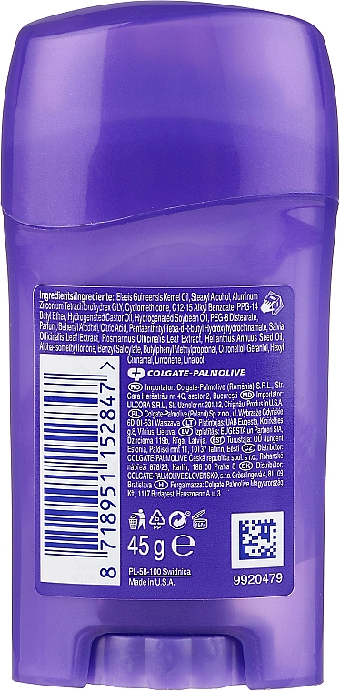 Desodorante stick antitranspirante - Lady Speed Stick Delicate Skin — imagen N2