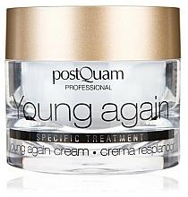 Crema rejuvenecedora para rostro y cuello con aceite de jojoba, aloe vera y alantoína - PostQuam Young Again Cream — imagen N3