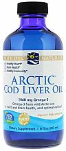 Perfumería y cosmética Complemento alimenticio aceite de hígado de bacalao ártico, 1060 mg - Nordic Naturals Cod Liver Oil