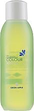 Perfumería y cosmética Quitaesmalte de uñas con acetona y manzana verde - Silcare The Garden Of Colour Aceton Green Apple