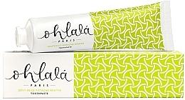 Perfumería y cosmética Pasta dental con sabor a pistachos y menta - Ohlala Pistachios & Mint