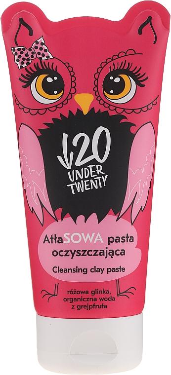 Pasta facial de arcilla limpiadora búho - Under Twenty Altasowa Cleansing Paste