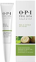 Perfumería y cosmética Aceite para cutículas y uñas con té blanco - O.P.I. ProSpa Nail & Cuticle Oil To Go