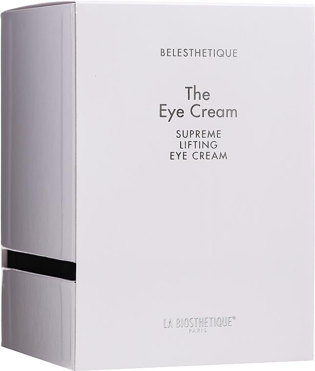 Crema reafirmante para contorno de ojos con extracto de romero - La Biosthetique Belesthetique The Eye Cream