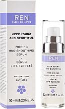 Perfumería y cosmética Sérum antiedad reafirmante con aceite de rosa mosqueta - Ren Keep Young and Beautiful Smoothing Serum