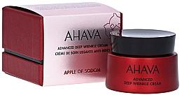 Perfumería y cosmética Crema facial antiarrugas con extracto de manzana de Sodomileno - Ahava Apple Of Sodom Advanced Deep Wrinkle Cream