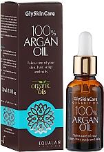 Perfumería y cosmética Aceite de argán para rostro, cabello y uñas - GlySkinCare 100% Argan Oil
