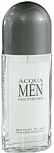 Perfumería y cosmética Chat D'or Acqua Men - Desodorante spray