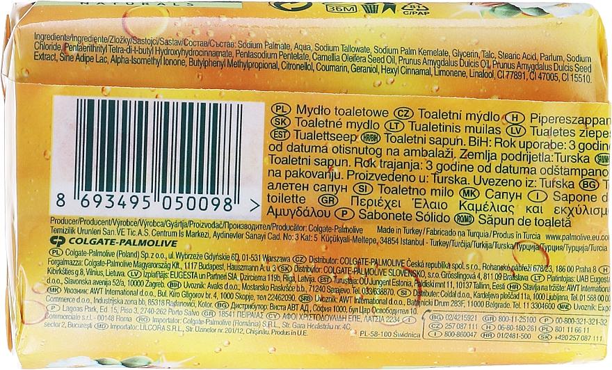 Jabón con aceite de camelia & almendra - Palmolive Precious Care Camelia Oil & Almond — imagen N2