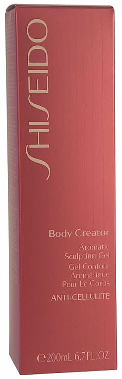 Gel corporal anticelulítico con extractos de especias y pomelo - Shiseido Body Creator Aromatic Sculpting Gel  — imagen N3