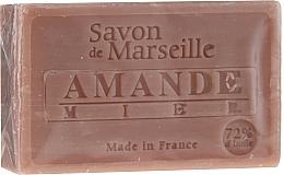Perfumería y cosmética Jabón de Marsella natural con aroma a almendra & miel - Le Chatelard 1802 Almond & Honey Soap