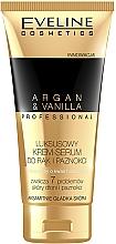 Perfumería y cosmética Sérum para manos y uñas con argán y vainilla - Eveline Cosmetics Spa Professional Argan&Vanilla