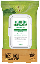 Perfumería y cosmética Toallitas húmedas con extracto de manzana - Superfood For Skin Facial Cleansing Wipes Apple