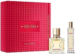 Perfumería y cosmética Valentino Voce Viva - Set Eau de Parfum (edp/50ml + edp/mini/15ml)