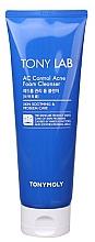 Perfumería y cosmética Espuma facial limpiadora antiacné con aloe vera y ácido salicílico - Tony Moly Tony LAB AC Control Acne Cleansing Foam