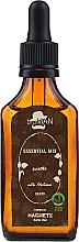 Perfumería y cosmética Bálsamo de limón calmante para barba - BioMan Essential Mix Lemon Balm Soothe