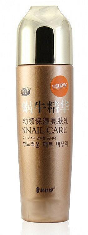 Emulsión facial con extracto de baba de caracol - Belov Snail Care Emulsion