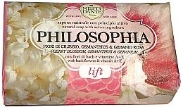 Perfumería y cosmética Jabón natural con flores de bach - Nesti Dante Philosophia Lift Soap