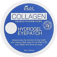 Perfumería y cosmética Parches de hidrogel para contorno de ojos con colágeno - Ekel Ample Hydrogel Eyepatch
