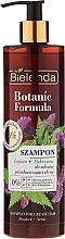 Perfumería y cosmética Champú con bardana & ortiga - Bielenda Botanic Formula Burdock & Nettle Shampoo