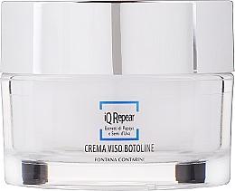 Perfumería y cosmética Crema facial reparadora con toxina botulínica, extracto de papaya y semilla de uva - Fontana Contarini iQ Repair Botoline Face Cream