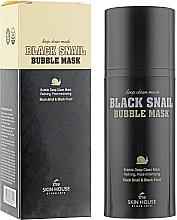 Perfumería y cosmética Mascarilla facial con baba de caracol - The Skin House Black Snail Bubble Mask