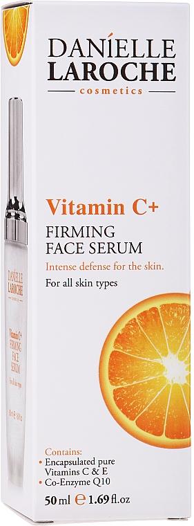 Sérum facial reafirmante con vitamina C+ - Danielle Laroche Cosmetics Firming Face Serum Vitamin C+