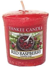 Perfumería y cosmética Vela aromática votiva frambuesa - Yankee Candle Red Raspberry