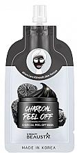 Perfumería y cosmética Mascarilla facial peel off con carbón activado - Beausta Charcoal Peel Off