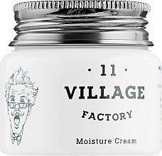 Perfumería y cosmética Crema facial hidratante para uso diario - Village 11 Factory Moisture Cream
