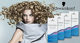Loción bifásica para rizada permanente con urea y extracto de aloe - Schwarzkopf Professional Natural Styling Curl & Care 1 — imagen N2