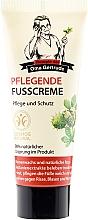Perfumería y cosmética Crema de pies con cera de abejas - Las recetas de la abuela Gertruda