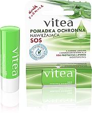 Perfumería y cosmética Bálsamo labial con vitaminas A, C y E - Vitea SOS Lipbalm